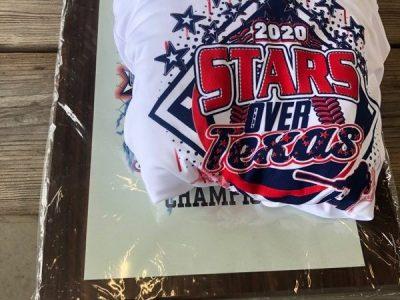18U Illusiosn Gold Premier Plocheck are Stars Over Texas Champs!